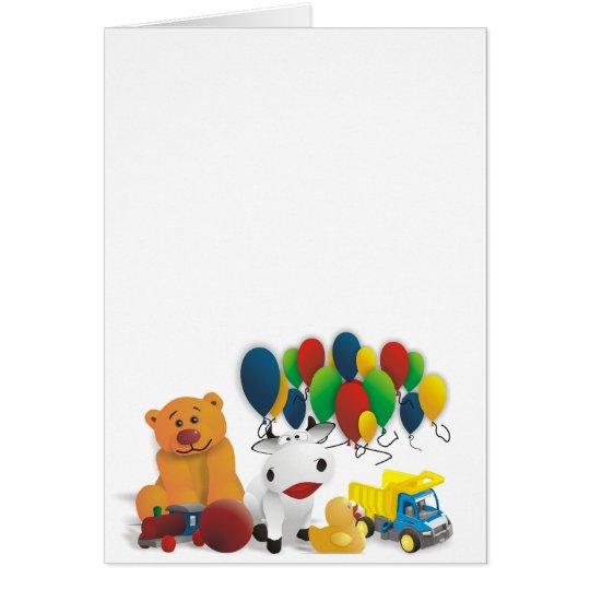 International children's day card