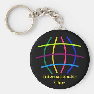 International choir keychain