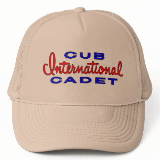 International Cub Cadet Garden Tractor Hat