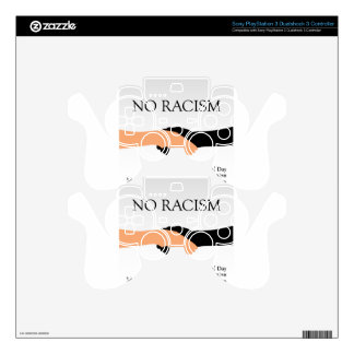 International day for the elimination of Racism PS3 Controller Skins