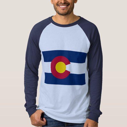 International de la BANDERA de Colorado Playera