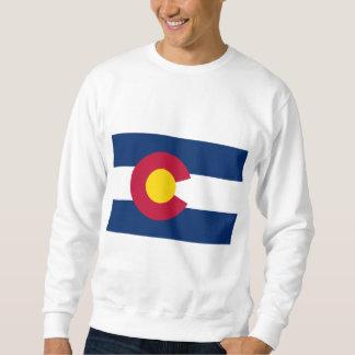 International de la BANDERA de Colorado Suéter