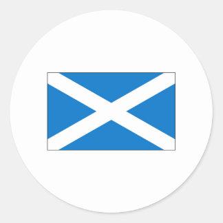 International de la BANDERA de Escocia Pegatinas