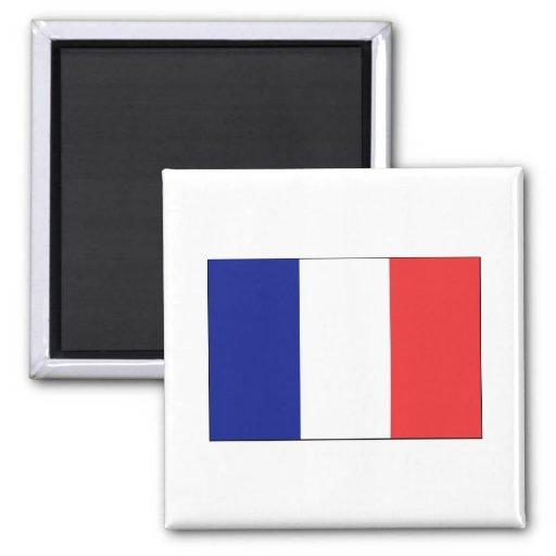 International de la BANDERA de Francia Imán Para Frigorífico