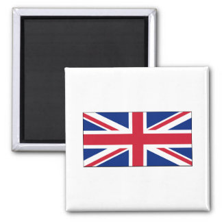 International de la BANDERA de Inglaterra Imán Cuadrado