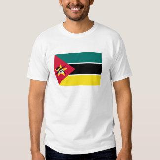 International de la BANDERA de Mozambique Playeras