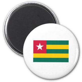 International de la BANDERA de Togo Imán De Nevera