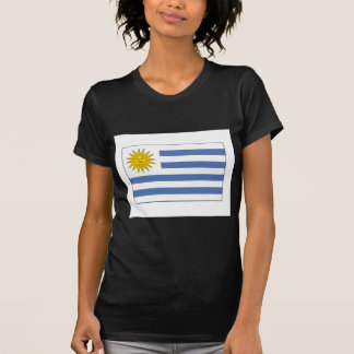 International de la BANDERA de Uruguay Camiseta