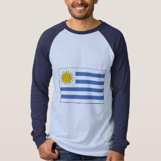 International de la BANDERA de Uruguay Playera