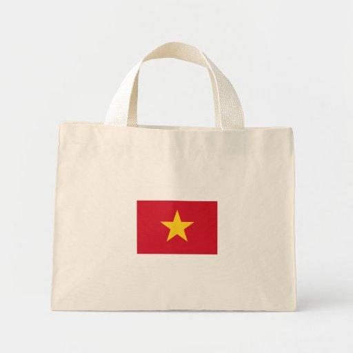 International de la BANDERA de Vietnam Bolsa Tela Pequeña
