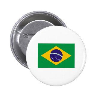 International de la BANDERA del Brasil Pin