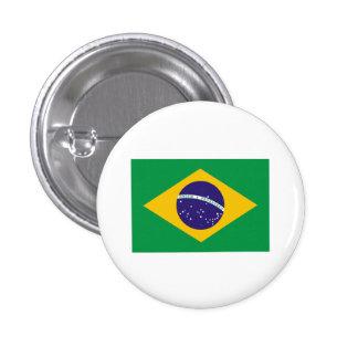 International de la BANDERA del Brasil Pins