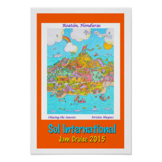 International del solenoide, poster 2015 de la