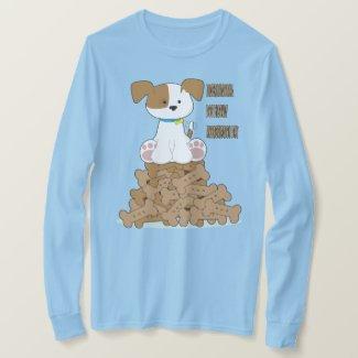 International Dog Biscuit Appreciation Day T-Shirt