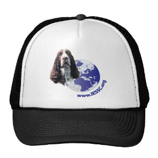 International English Springer Symposium Committee Mesh Hat