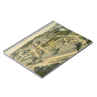 International Exhibition Philadelphia 1876 Spiral Notebook