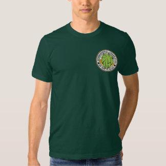 International Federation of Hop Heads - front/back T Shirt