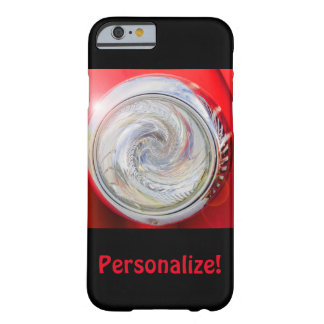 International Fire Truck Headlight Twirl Design Barely There iPhone 6 Case