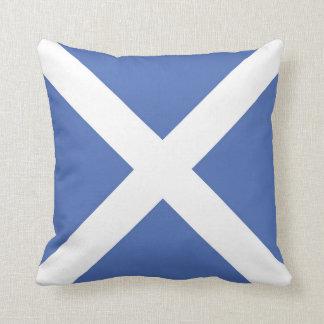 International Flag Code pillow- Letter M (Mike) Throw Pillow