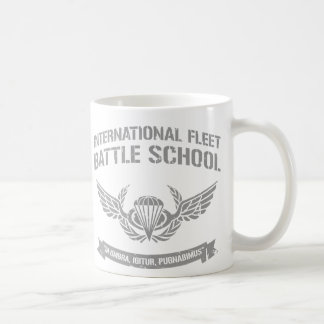 International Fleet Battle School Ender Coffee Mug