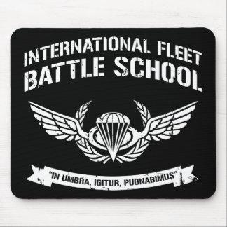 International Fleet Battle School Ender Mouse Pads
