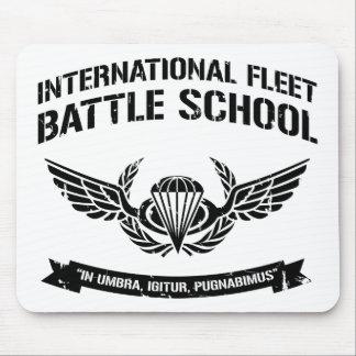International Fleet Battle School Ender Mouse Mat