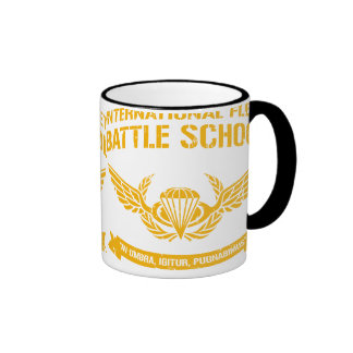 International Fleet Battle School Ender Ringer Coffee Mug