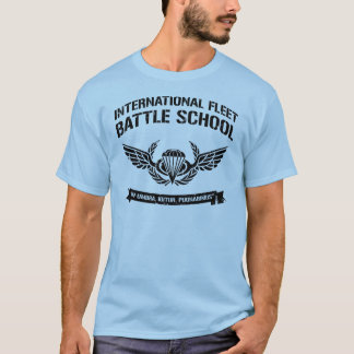 International Fleet Battle School Ender T-Shirt