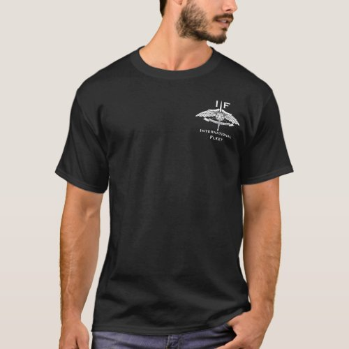 International Fleet lightdark T_Shirt