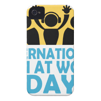 International Fun At Work Day - Appreciation Day iPhone 4 Case