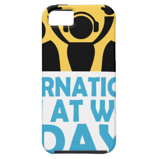 International Fun At Work Day - Appreciation Day iPhone SE/5/5s Case