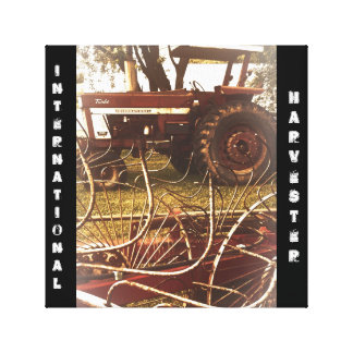 International Harvester Canvas Print