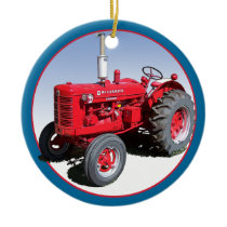 International Harvester W-4 Ornament