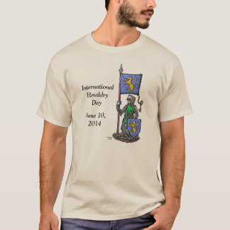 International Heraldry Day 2014 T-Shirt