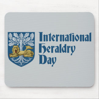 International Heraldry Day Mouse Pad