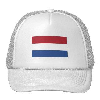 International holandés de la BANDERA Gorros