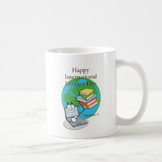 International Literacy Day September 8 Coffee Mug