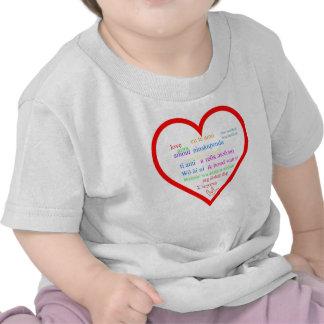 International Love T Shirt