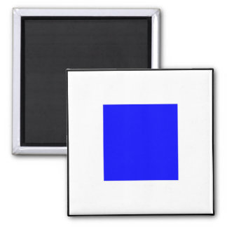 International maritime signal flag letter nautical 2 inch square magnet