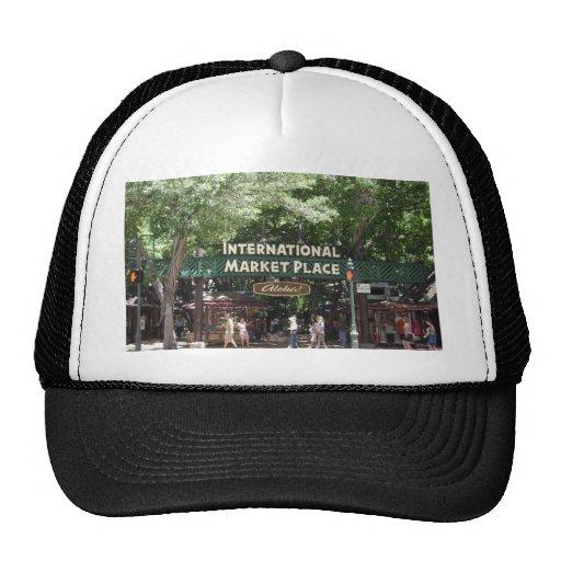 International Marketplace Trucker Hat