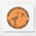 International Migratory Bird Day Mouse Pads