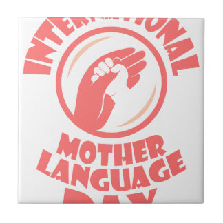 International Mother Language Day - 21st February Tile