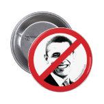 ¡International no! Obama Pins