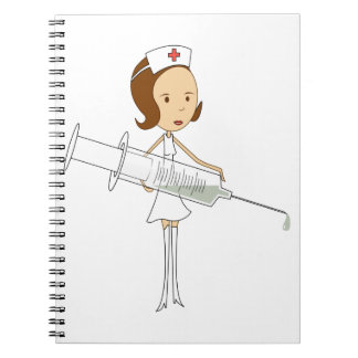 International Nurses Day Spiral Notebook