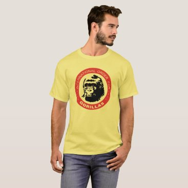munilgarage International Order for Gorillas T-Shirt