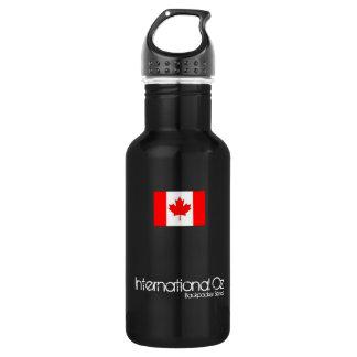 International Oz - Backpacker's (Cana Stainless Steel Water Bottle