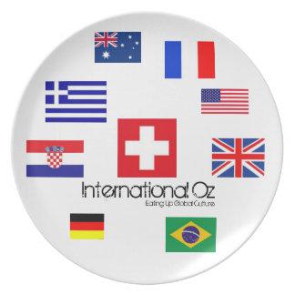 International Oz - Travelers Plate