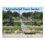 International Peace Garden/ North Dakota Postcard