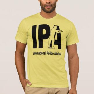International Police Advisor T-Shirt