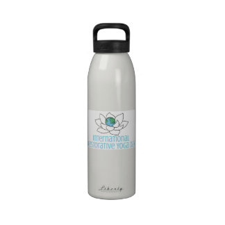 International Restorative Yoga Day Water Bottle
